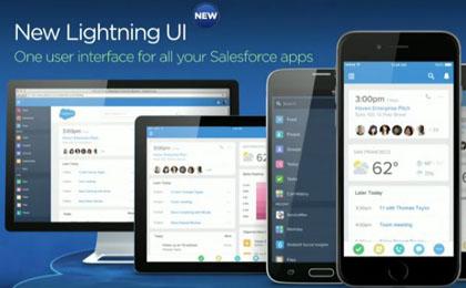Lightning strikes again with revamped Sales cloud platform