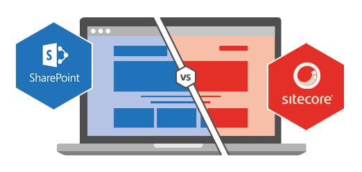 Sharepoint vs Sitecore