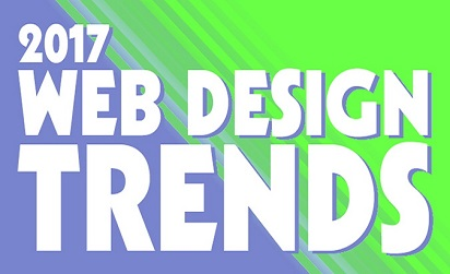 Top 5 Web Design Trends for 2017