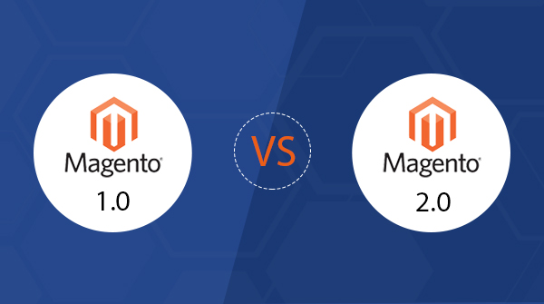 Magento 1.0 vs 2.0