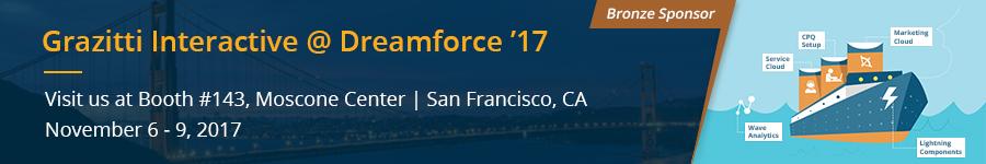 Grazitti at Dreamforce 2017