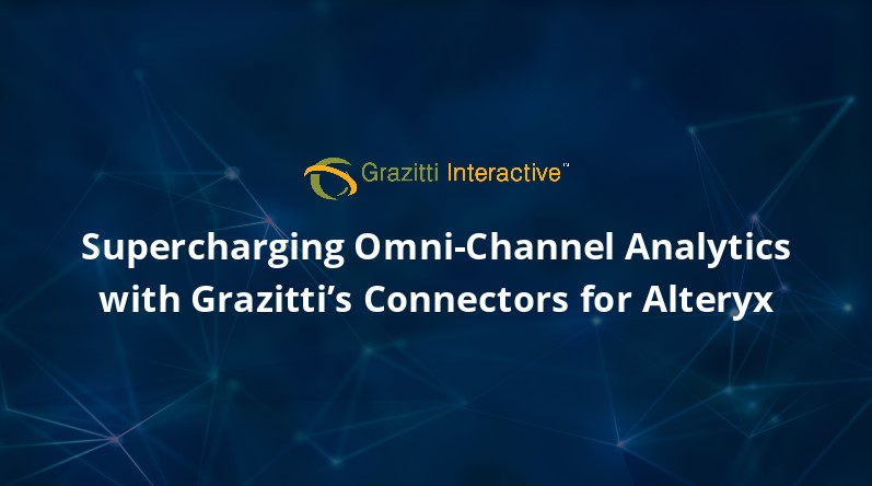 Driving omni-channel analytics with Alteryx